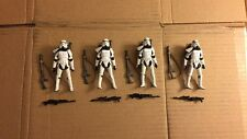 Star Wars The Vintage Collection Sandtrooper VC14 Loose Unplayed Complete FOUR