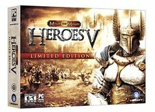 Heroes Of Might and Magic V Limited Edition PC New Box