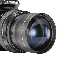 58mm TELEPHOTO LENS for Canon EOS Rebel T1i T2i XS XSI