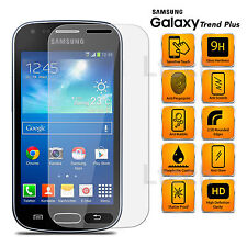 Samsung Galaxy S Duos GT-S7562 Dual SIM Clear HD Tempered Glass Screen Protector