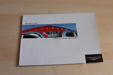 90624) Chrysler C-300 Letter Car HEMI Prospekt 03/2004