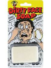 Dirty Face Soap Wash Joke Funny Trick Gag Prank Party Bag Filler Classic Toy