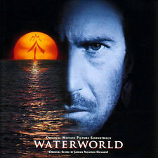 Waterworld [Original Score] by James Newton Howard - Like New Cd