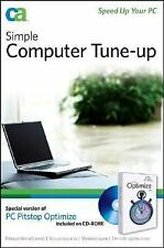 Simple Computer Tune-Up : Speed up Your PC by CA (2007, Paperback)