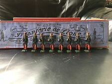 Britains Set 141 French Infanterie D'Line Pre War With Whisstock Box