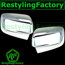 09-15 Dodge Ram without Turn Light Chrome plated Full Mirror no arm Cover a pair