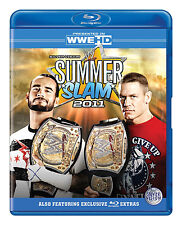 Official WWE SummerSlam 2011 Blu-ray (Pre-Owned)