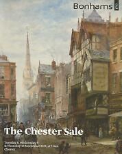 BONHAMS THE CHESTER SALE: ASIAN ART, SILVER, FURNITURE. 2011