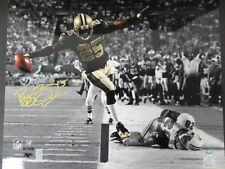 Reggie Bush Signed 16x20 Photo Autograph Auto RBA *4856