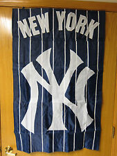 "New York Yankees Banner Flag 44"" x 28"" Two Sided AFNYY"