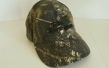 Remington Arms Camo Trucker Hat NRA Hunting Shooting Marksmanship Team Remington