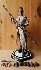 Hot Toys Rey 1/6 Figure Star Wars Force Awakens DAISY RIDLEY