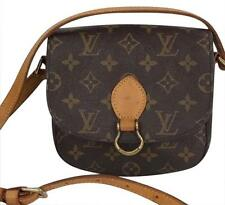 LOUIS VUITTON Vintage St Cloud PM Mini Crossbody Bag