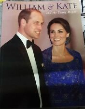 WILLIAM & KATE AND THE YOUNG ROYALS- BOOKAZINE