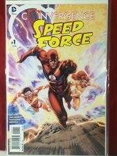 Convergence Speed Force 2015 DC #1