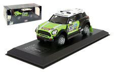 IXO mini All4 Racing Ganador Rally Dakar Stephane Peterhansel escala 1/43 de 2013