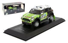 IXO mini All4 Racing Ganador Rally Dakar Stephane Peterhansel escala 1/43 de 2013