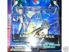 LOST IN SPACE JUDY ROBINSON MOVIE FIGURE MINT ON CARD