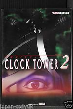 "JAPAN Clock Tower II: The Struggle Within ""Official Guide Book"""