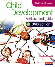 Child Development An Illustrated Guide DVD Edition Birth to 16 Years Childcare