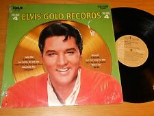 "ELVIS STEREO LP - RCA LSP-3921 - ""ELVIS' GOLD RECORDS"" Volume 4"
