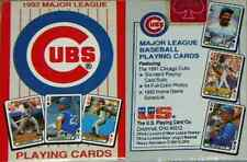 MLB 1992 Chicago Cubs Playing Cards – Pre Bicycle Sports Collection – SEALED