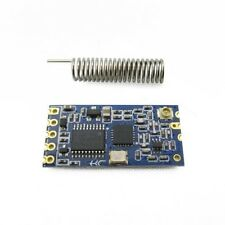 M514 433Mhz HC-12 SI4463 Wireless Serial Port Module 1000m Replace Bluetooth
