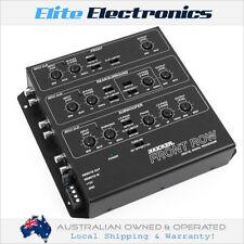 KICKER 12ZXDSP1 FRONT ROW 6 CHANNEL DIGITAL SIGNAL PROCESSOR 24-BIT DAC 5.1