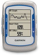 "Garmin Edge 500 Blue/Silver Biker/Fahrrad GPS Navigation 5,6 cm 2,2"" Display"