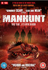 MANHUNT - DVD - REGION 2 UK