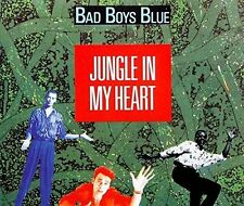 Bad Boys Blue Jungle in my heart (1991) [Maxi-CD]