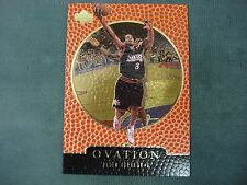 ALLEN IVERSON 1998/1999 OVATION GOLD #0486/1000 WOW!