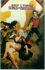 Robert e. howard's songs of bastardo # 1 (estados unidos, 1992)