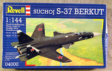 Revell Germany 1/144 Suchoj S-37 Berkut Plastic Model Kit
