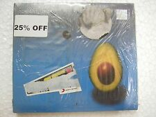 Pearl Jam Avocado CD 2006 life wasted comatose RARE INDIA HOLOGRAM NEW sticker