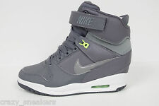WMS NIKE AIR REVOLUTION SKY HI size UK 5.5 EUR 39 US 8 BNIB 599410-019 HIGH