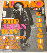 L'UOMO VOGUE MAGAZINE=2013/445=G-DRAGON=THE ASIAN WAY=