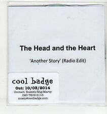 (EV860) The Head And The Heart, Another Story - 2013 DJ CD