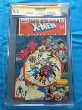 X-Men Annual #12 - Marvel - CGC SS 9.6 NM+ - Signed by Art Adams