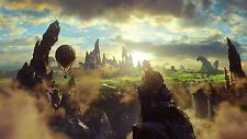 """FANTASY WORLD - Beautiful Landscape Large Wall Art Canvas Picture 20x30"""""""
