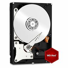 "WD Red 2TB SATA III 3.5"" Internal Hard Disk Drive - WD20EFRX NAS"