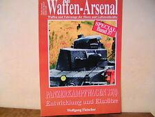Panzerkampfwagen 35 (t) Waffen-Arsenal Special Bd 37 von Wolfgang Fleischer