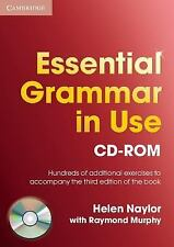 Essential Grammar in Use CD-ROM, Murphy, Raymond, Naylor, Helen, New condition,