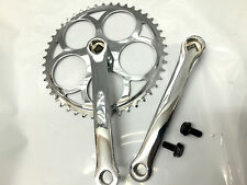 "Chainset Cranks Single, Three and Five  speed Crankset 46T 3/32"" 46 Teeth"