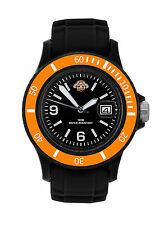 NRL Watch Wests Tigers Silicone Band 100m WR FREE SHIPPING
