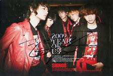SHINee - 2009, Year Of Us (3rd Mini) CD+Photo Booklet [ONEW's AUTOGRAPHED]