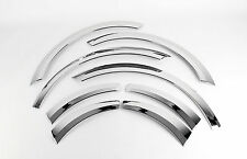 HYUNDAI GETZ 2005-2009 CHROME FENDER GUARD TRIM WHEEL MOLDING