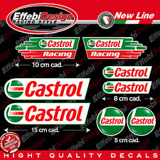 Kit Adesivi/Stickers CASTROL MotoGp SBK Honda CBR 1000 600 VTR SP1 TOP QUALITY!