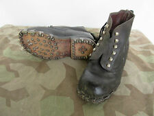 Alpiniste Bottes À Lacets Wehrmacht Mountain Trooper Bottines WWII WH - 29