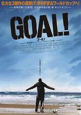 Goal - Original Japanese Chirashi Mini Poster - Kuno Becker